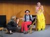 Sandra Meunier et Sébastien Keruel, clowns thérapeutes avec Kathia Munsch
