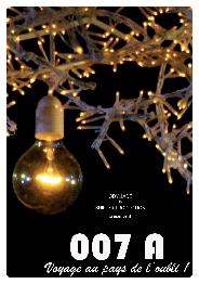 Jaquette du DVD : 007A, voyage au pays de l'oubli !