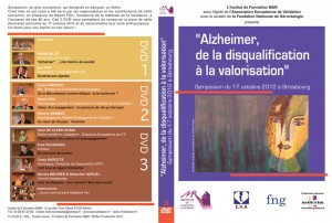 DVD : Alzheimer, de la Disqualification à la Valorisation