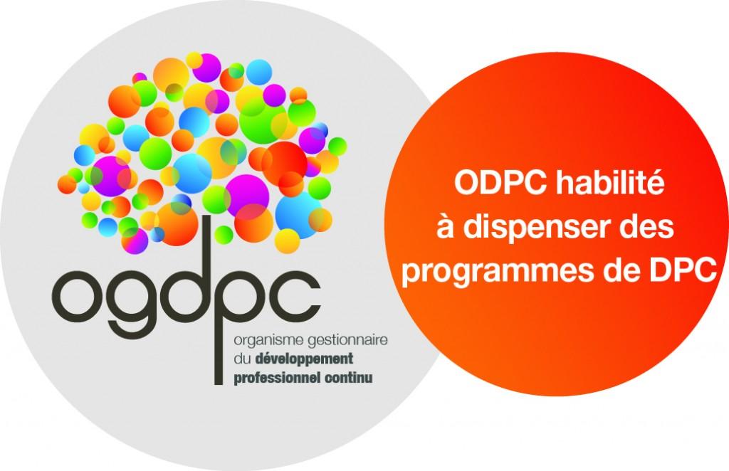 Logo habilitation ODPC