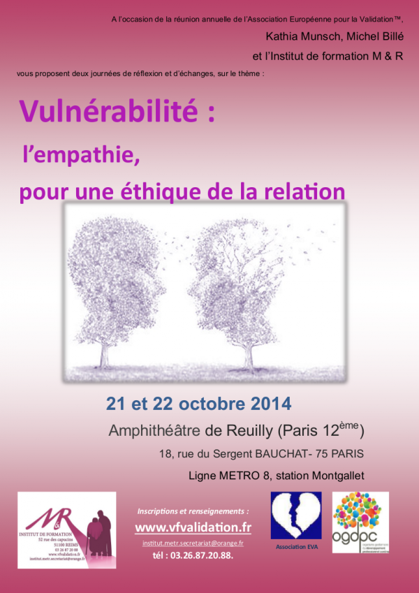 Symposium EVA -oct 2014  IFMR