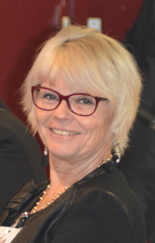 Pierrette Sarrazin